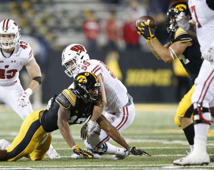 Bye week blues? Iowa Hawkeyes insist that's not the case this year