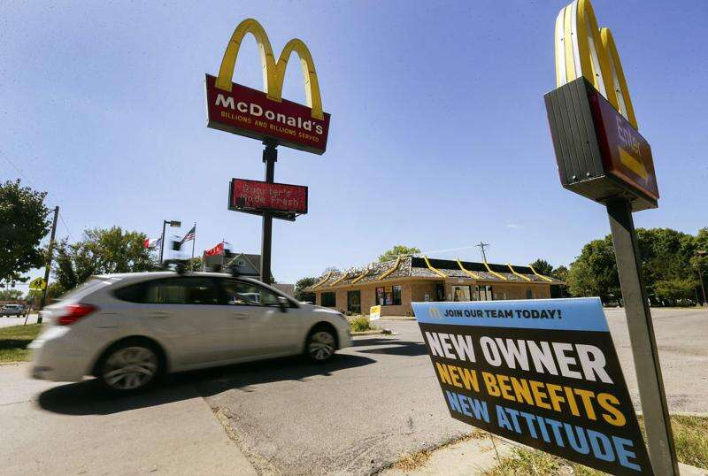 New owner brings new hope for revitalization at First Avenue McDonald's in Cedar Rapids