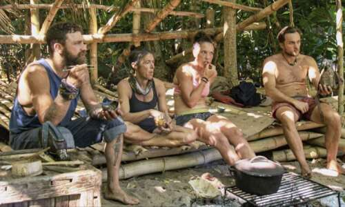 Race to the end picks up speed on 'Survivor'