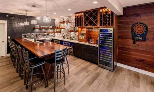 Musical family's home remodel reflects their many interests