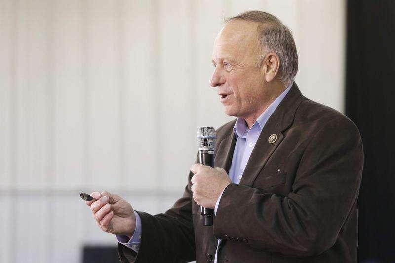 Joni Ernst endorses Steve King in Iowa 4th District