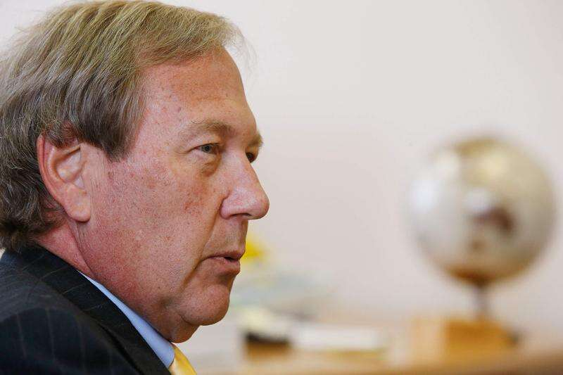 After tumultuous start, Harreld quietly making inroads at University of Iowa