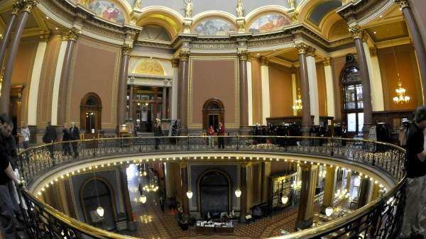 Iowa Legislature 'rants' point to tension as end of session nears