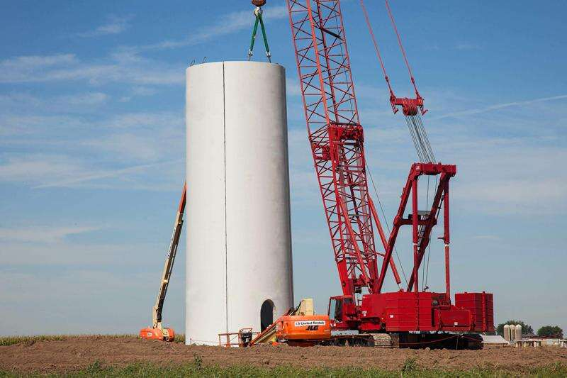Iowa's renewable energy boom: Headed for a bust?