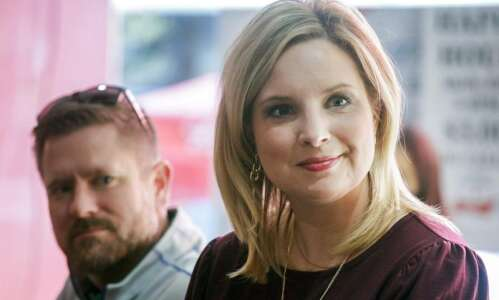 U.S. Rep. Ashley Hinson waiting to see details of Biden's…
