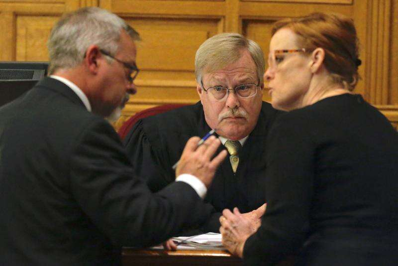 Cora Okonski feared for her life, friend testifies in murder trial Tait Purk charged with killing his fiancee in 2000