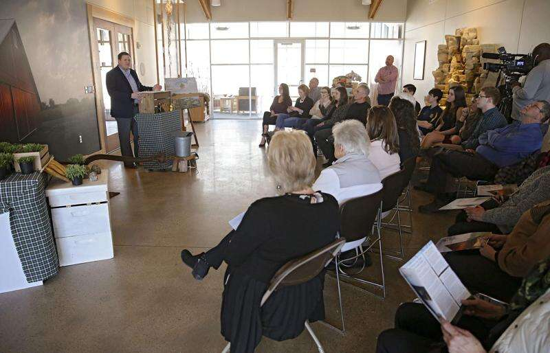 Indian Creek Nature Center plans sustainable farming on donated land in Linn County