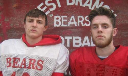 Diverse offense gives West Branch football plenty of playoff possibilities