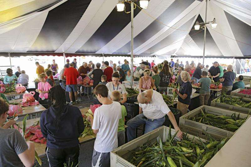 St. Jude Sweet Corn Festival returns to Cedar Rapids this weekend