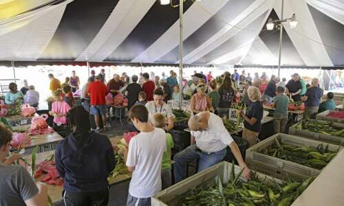 Sweet Corn Festival returns to St. Jude this weekend