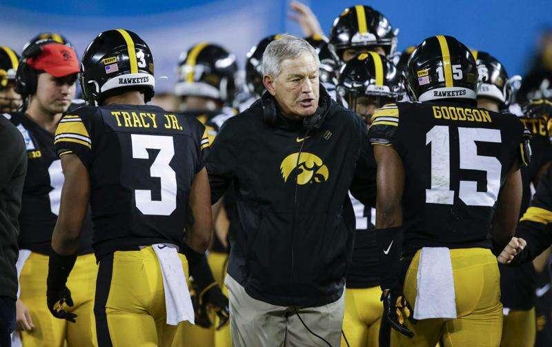 Iowa's Kirk Ferentz: 'Change will begin with us'