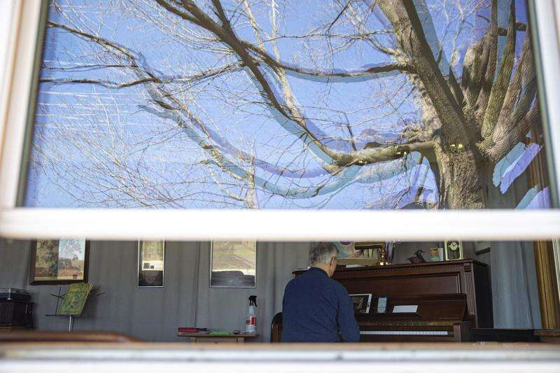 Fairfax Piano plays on, even if remotely
