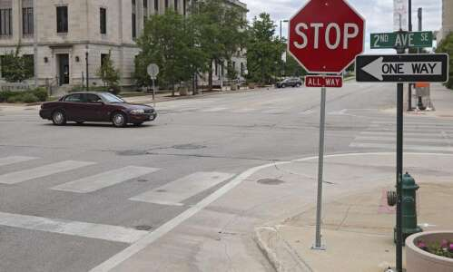 More time needed to convert one-way streets in downtown Cedar…
