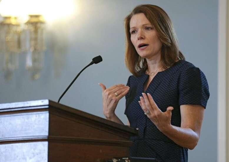 Iowa City Rep. Christina  Bohannan announces run for Mariannette Miller-Meeks' seat in Congress