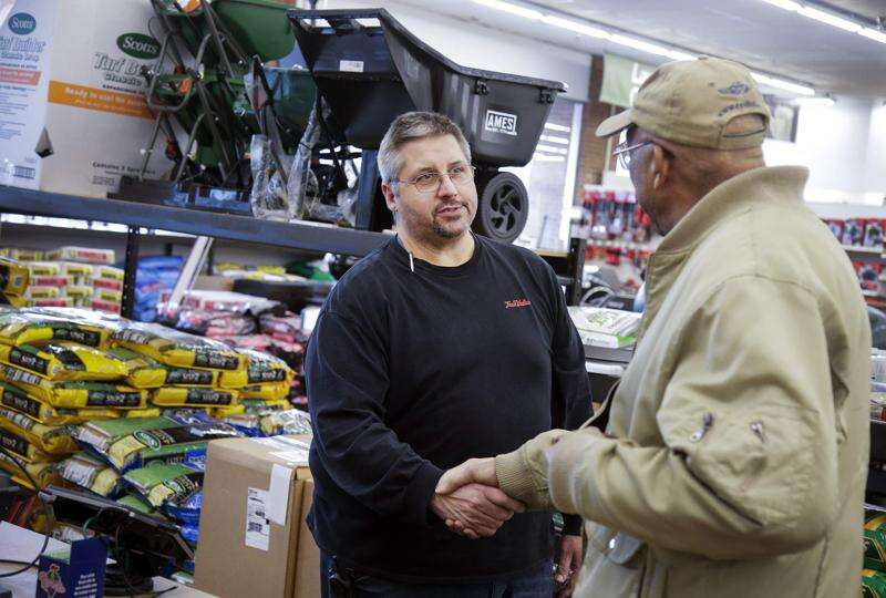 Vernon Village True Value is back open with new owners