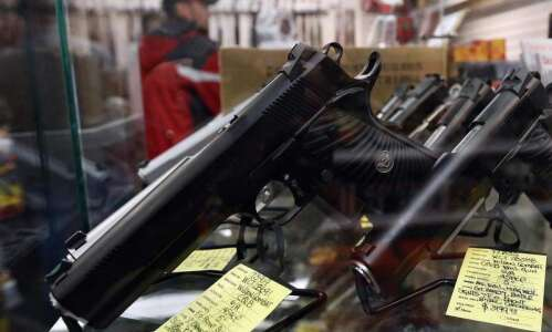 Can we find common ground on guns? Yes, Iowa State…