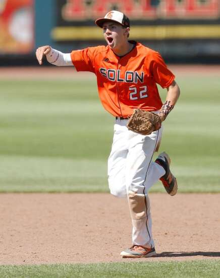 Luke Ira helps Solon to doubleheader sweep of West Delaware