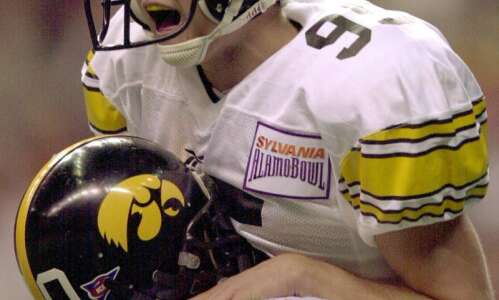 When Iowa football turned the corner