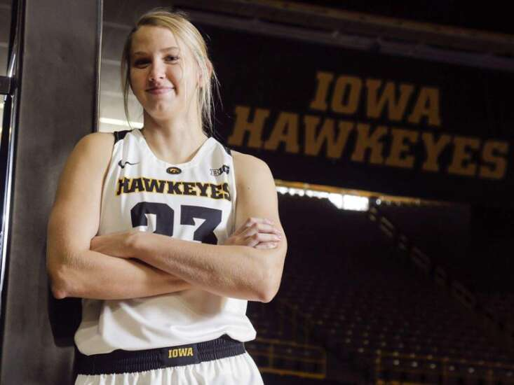 Iowa women's basketball notes: Megan Gustafson has Nov. 29 circled on her calendar