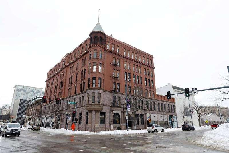 'Cornerstone' hotel project a go in downtown Cedar Rapids