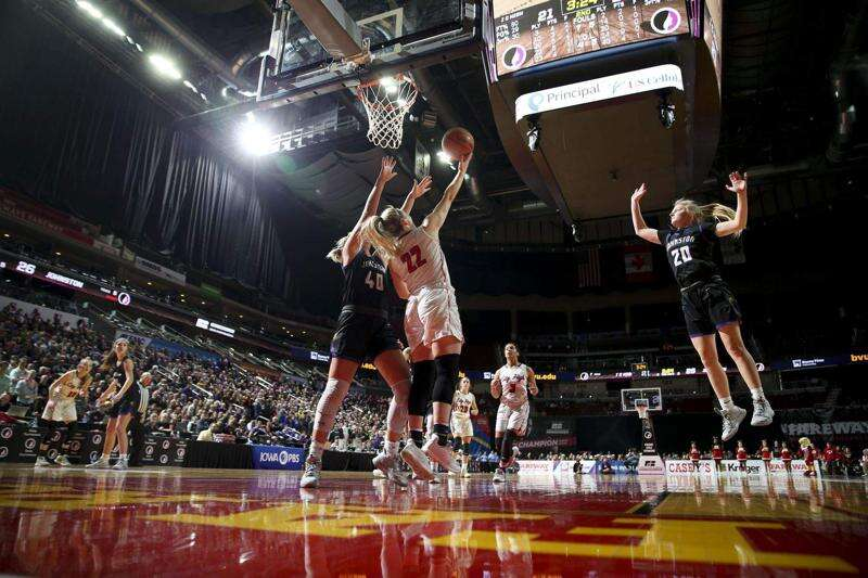 Iowa girls' state basketball: Thursday's scores, stats, full game replays and more