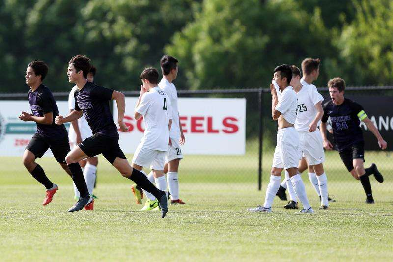 Iowa City West boys' soccer can't stop Waukee from unbeaten season, state title
