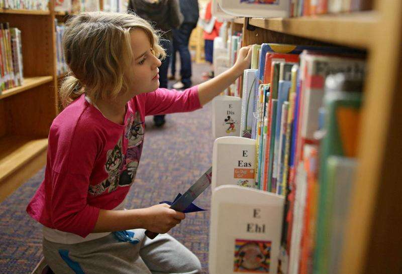 Endorsement: Vote 'yes' for library levy