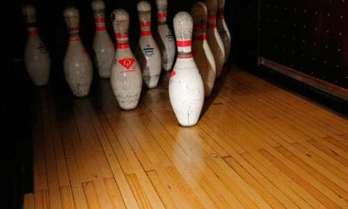 Bowling season off and rolling