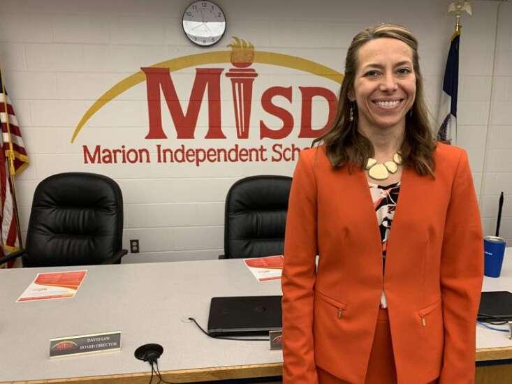 Marion Independent School District hires new superintendent