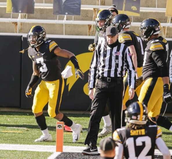 Photos: Iowa football vs. Nebraska