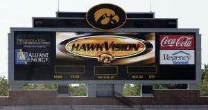 'Back in Black' now a Hawkeye gameday tradition