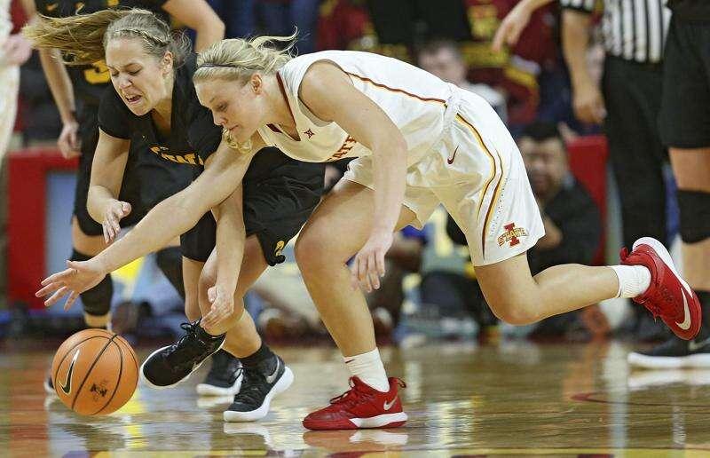 Iowa women's basketball seniors look to make it 4-0 vs. Iowa State