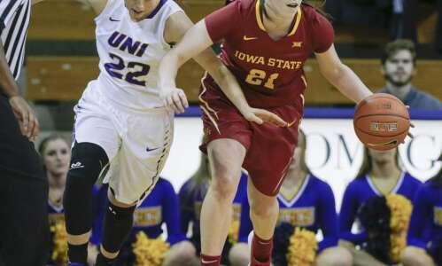 Iowa State women's basketball seeks second scoring option