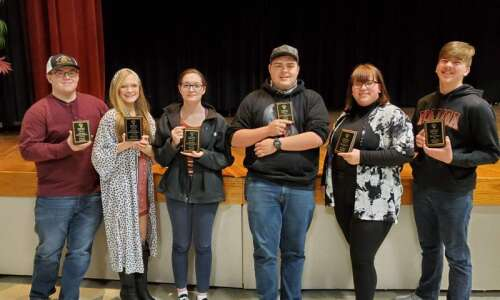 Fairfield bowling hands out end-of-year awards