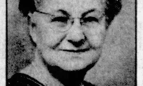 TIME MACHINE: Alice Inskeep, school music pioneer in Cedar Rapids