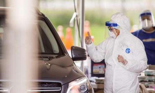'Unusable' coronavirus tests results plague Test Iowa