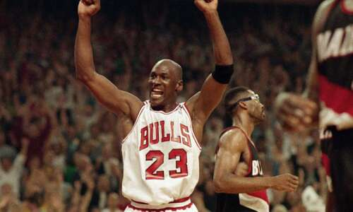 Podcast: Michael Jordan, the NBA and 'The Last Dance' from…