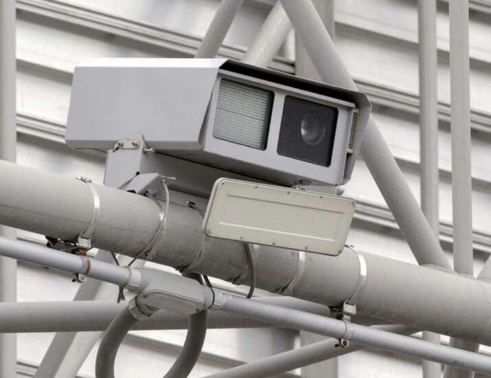 Cedar Rapids makes pitch in court to keep traffic cameras