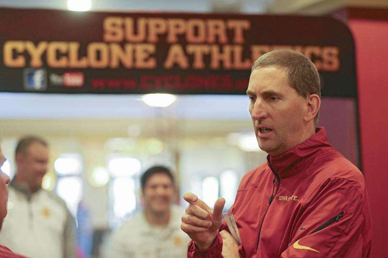 Iowa State AD Jamie Pollard asks for patience in Big 12 realignment