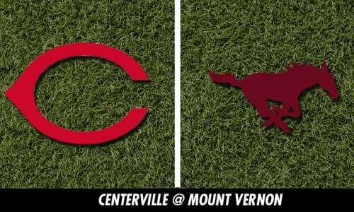 Mount Vernon blasts Centerville in first round, 48-7