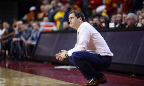 Steve Prohm not happy with Iowa State's heart, hustle in…