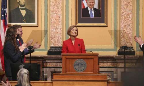 Gov. Kim Reynolds proposes raising public university funding $45 million…