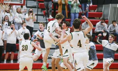 Beckman, inspired by injured leading scorer, beats No. 9 West…