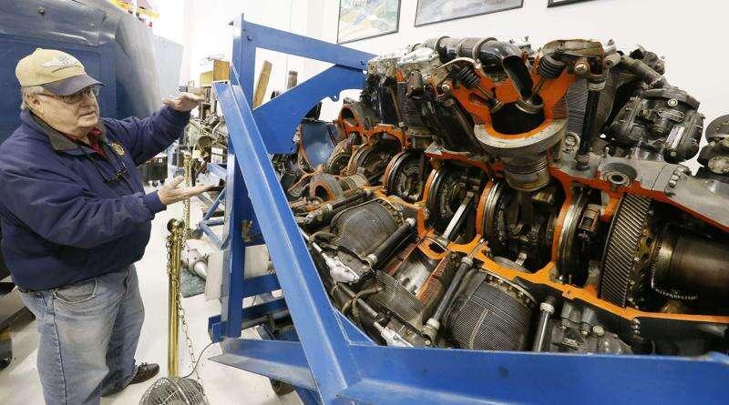 Iowa All Over: Iowa Aviation Heritage Museum showcases state's military, aviation history