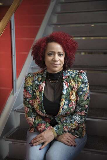 Nikole Hannah-Jones: A 'troublemaker' from Iowa who knows her worth