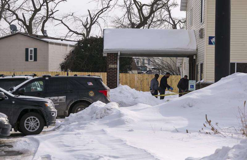 Authorities: Woman killed at southwest Cedar Rapids motel, suspect shot by police
