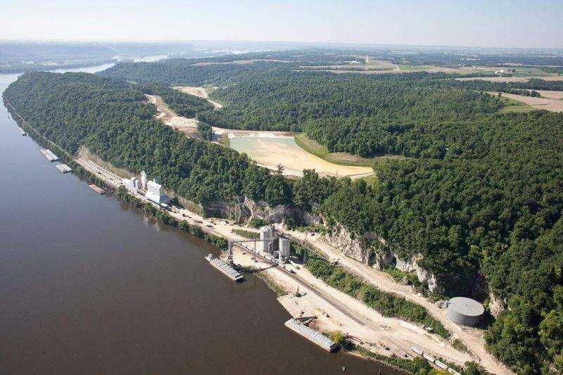Northeast Iowa sand company gets go-ahead for underground mining
