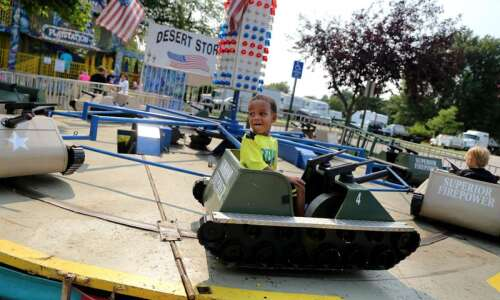 Coralville 4thFest welcomes new carnival