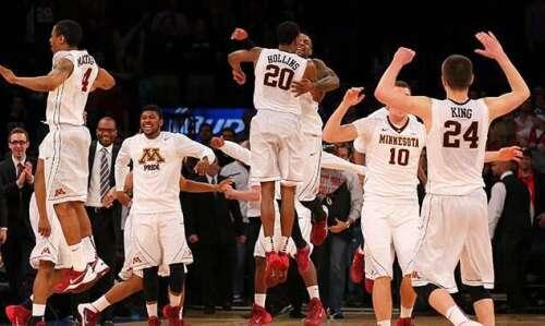 Minnesota wins NIT