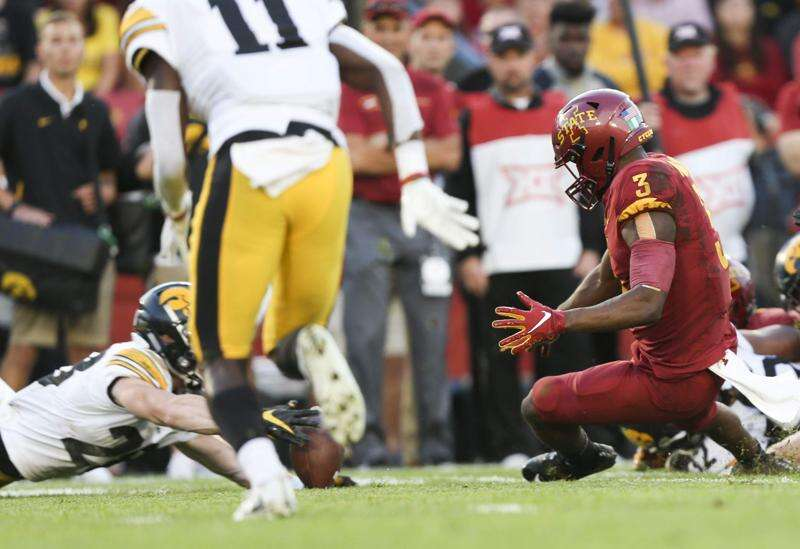 Turnovers (or lack thereof) will be telltale in Iowa-Iowa State game